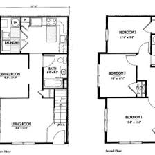 Small 2 Story 3 Bedroom House Plans Home Deco Plans