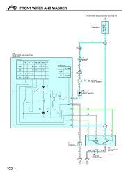 wiper motor wiring diagram toyota wiring diagram wiper motor wiring diagram toyota