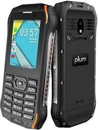 Buy Plum Ram 9-4G Rugged Phone Easy to ...