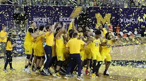 Trending news, game recaps, highlights, player information, rumors, videos and more from fox sports. Michigan Basketball Savors B1g Eyes Bigger Title Get That Natty