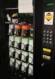 Uc Davis Vending Machines Adorable A Vending Machine At The UC Davis Campus Dispenses Plan B Pills