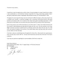 Rec Letter Recommendation Letter Jesper Boye Andersen