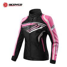 scoyco motorcycle summer jacket womens motorcycle leather jackets waterproof cross country motorcycle riding downhill clothes motorcycle