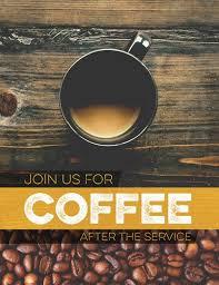 Coffee Shop Brochure Template - Staruptalent.com -