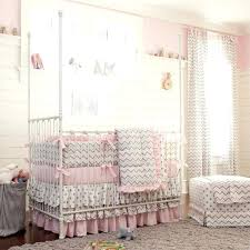Flamingo Crib Bedding Floral Nursery Set Rosewater In Peach Crib ... & flamingo crib bedding pink and gray chevron crib bedding large 2 french  country bedding grey and . flamingo crib bedding ... Adamdwight.com