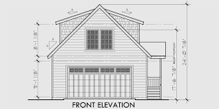 Carriage Garage Plans  Guest House Plans  d House Plans  Cga  House front drawing elevation view for CGA  Carriage garage plans  guest house plans