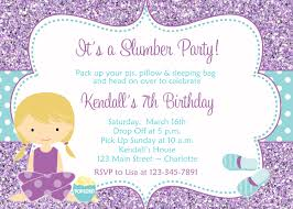 slumber party invites net slumber party invitations plumegiant party invitations