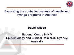 Needle Syringe Vending Machines Sydney Mesmerizing Evaluating The Costeffectiveness Of Needle And Syringe Programs In