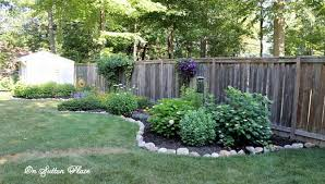 how to plant garden. how to plant a fence row garden