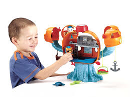 Octonauts Colour GupB  TreehouseOctonauts Treehouse