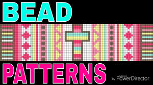Bead Loom Patterns For Beginners Cool Inspiration Design