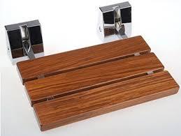 teak folding shower seat folding teak shower seat wall mounted