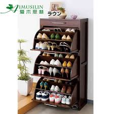 shoe furniture. get quotations solid wood furniture rotating shoe dump console cabinet shoes storage hall a