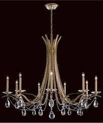 lighting schonbek chandeliers and schonbek crystal chandelier