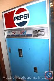 Pepsi Cola Vending Machines Impressive ChoiceVend Pepsi Cola Soda Ve Auctions Online Proxibid