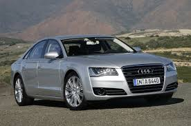 2012 Audi A8 - Information and photos - ZombieDrive