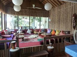 floor seating. Turkish Ada Restourant: Floor Seating Area A