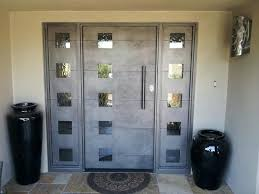 modern front doors. Front Entry Door Modern Doors With Glass And Sidelights . O