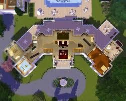 sims 3 floor plans