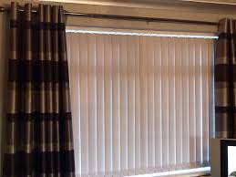 Cover Vertical Blinds How To Attach Curtains Vertical Blinds Best Blind 2017