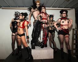 Story fantasy corset bondage
