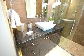 bathroom vanity countertops bathroom for vessel sinks great classy granite with tile custom surfaces vanity vessel