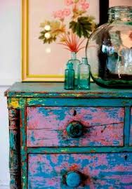 turquoise painted furniture ideas. Simple Painted Great Worn Paint Via Phoenix On Golborne Love The Colors Intended Turquoise Painted Furniture Ideas E
