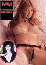 Cassandra Peterson As Elvira Nude Sex Photo