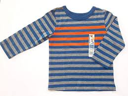 Amazon Com Garanimals Baby Toddler Boys Long Sleeve