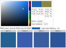 Rgb To Pms Color Conversion Chart Rgb To Pms Hex To Pms Color Code Converter