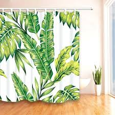 popular of brown and green curtains ideas with lime shower