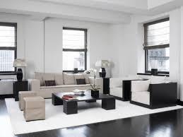 Modern Living Room Black And White Black And White Floor Tile Living Room House Decor
