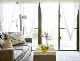 cheap window treatments. Six Creative And Cheap Window Treatments For Custom Lengths I