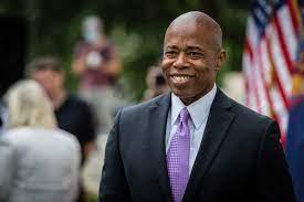 NYC Democratic mayoral race ...
