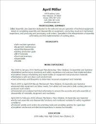 Resume For Factory Worker Resume Examples Factory Worker Resume For