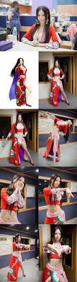 Boa hancock One piece Cosplay. Chizuru Pinterest Boas She.