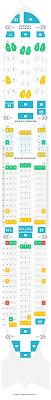 Wow Air Seating Chart Seatguru Seat Map Air Tahiti Nui Seatguru