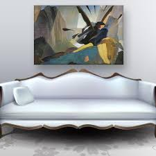 modern art for office. Canvas Painting - Modern Contemporary Art Wall For Living Room Office 0
