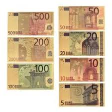 7pcs/<b>lot</b> US Gold Foil Banknote America Fake Banknotes All Dollar ...