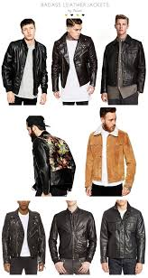 badass leather jackets by michael 4 by the skinny confidential