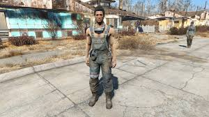 Shirtless Outfits at Fallout 4 Nexus Mods and community