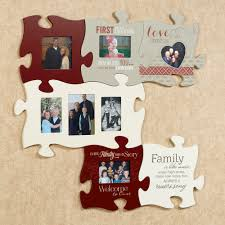 overview the every family photo frame puzzle piece wall art  on metal puzzle wall art sculpture with every family photo frame puzzle piece wall art