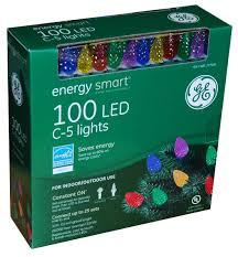 com 100 led c 5 holiday lights multi color kitchen dining