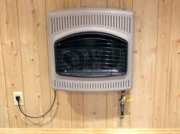 ventless heater wall mount gas