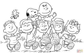 Disegni Da Colorare Peanuts Mamme Magazine