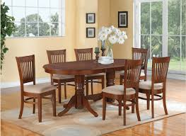 Oval Dining Room Table For  Dining Room Sets - Dining room tables oval