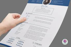 Two Cv Templates Resume Templates On Thehungryjpeg Com 1444
