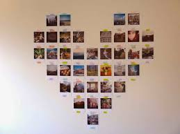 Picture Frame Collage Ideas For The Wall Heart