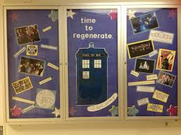 I Am An Ra This Was My Last Bulletin Board Of The Year Doctorwho
