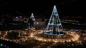 spectacular lighting. HVG Christmas Lights Show Spectacular Lighting P